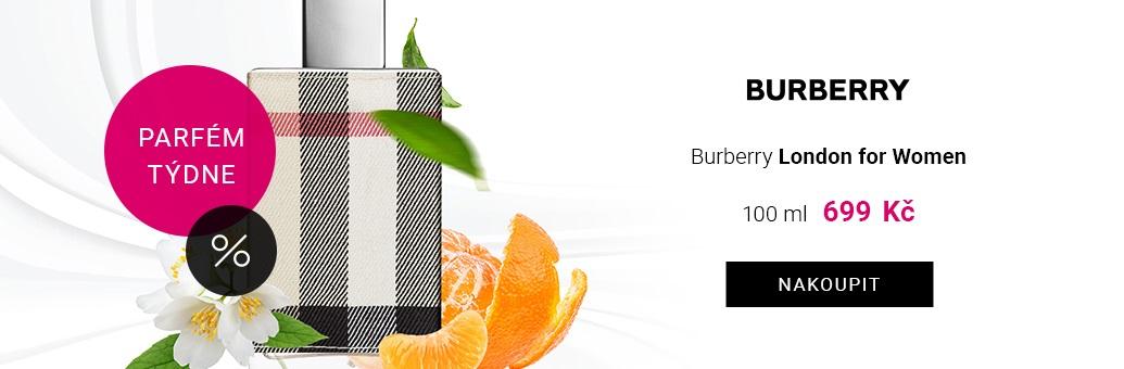 Burberry London for Women parfémovaná voda pro ženy