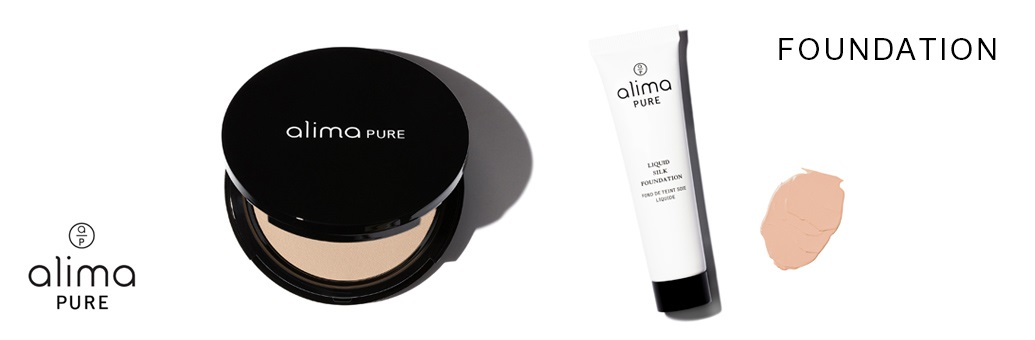 Alima Pure Make-up