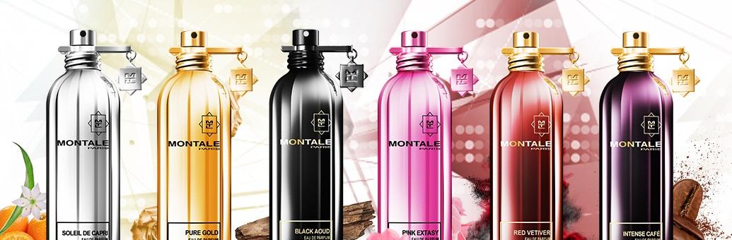 Montale niche brand page