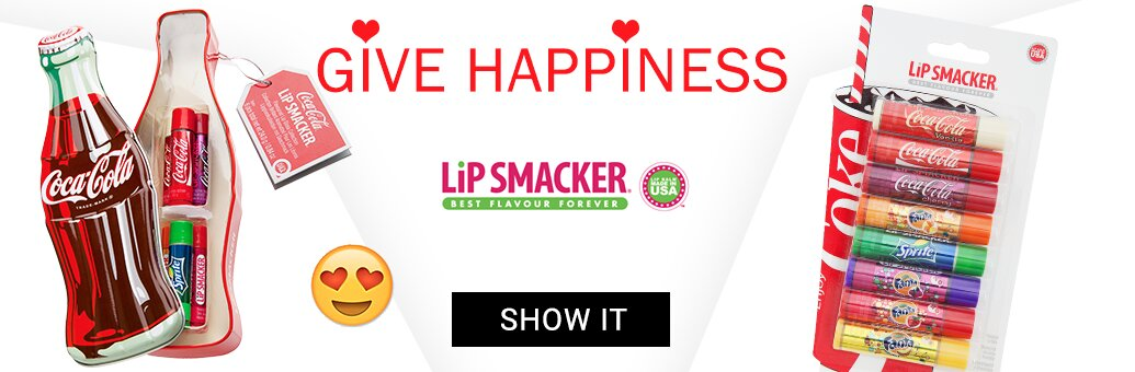 Lip Smacker Kozmeticke Sady