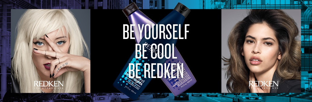 Redken Brownlights Launch sp 1