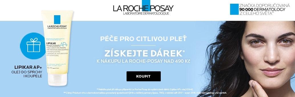 La Roche-Posay W49 GWP nad 490,- Lipikar olej 100 ml
