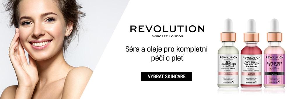 Revolution Skincare Sera a oleje