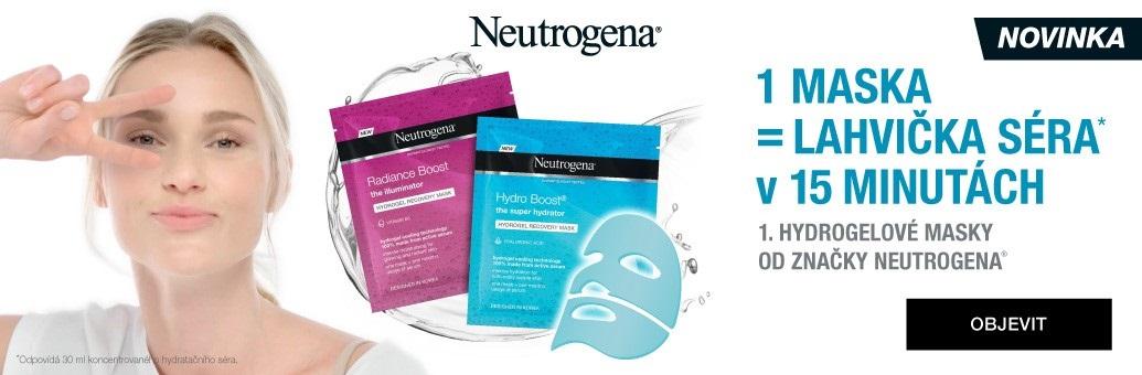 Neutrogena_hydrogel masky