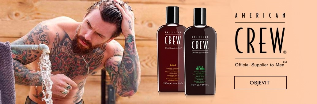 american crew hair and body