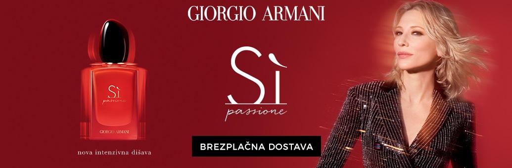Armani Si Passione Intense