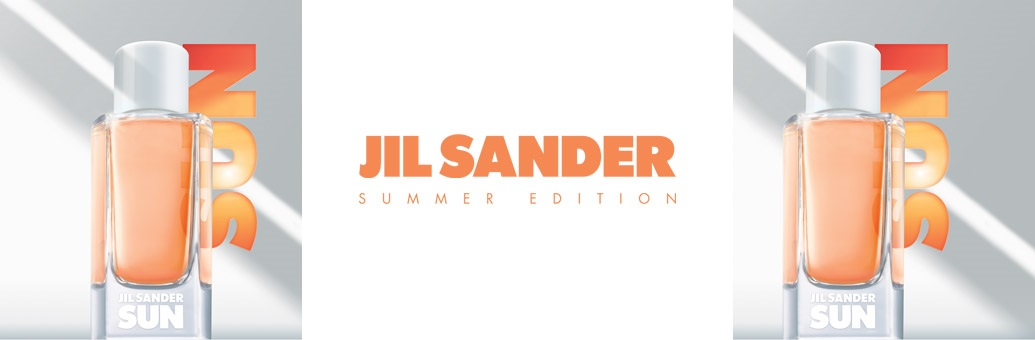 Jil Sander Sun Summer Edition 2019 toaletna voda za ženske