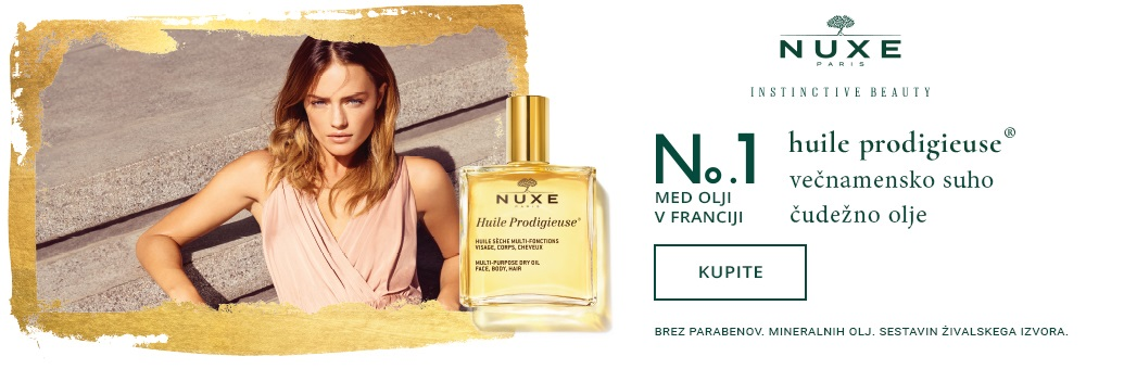 Nuxe Huile