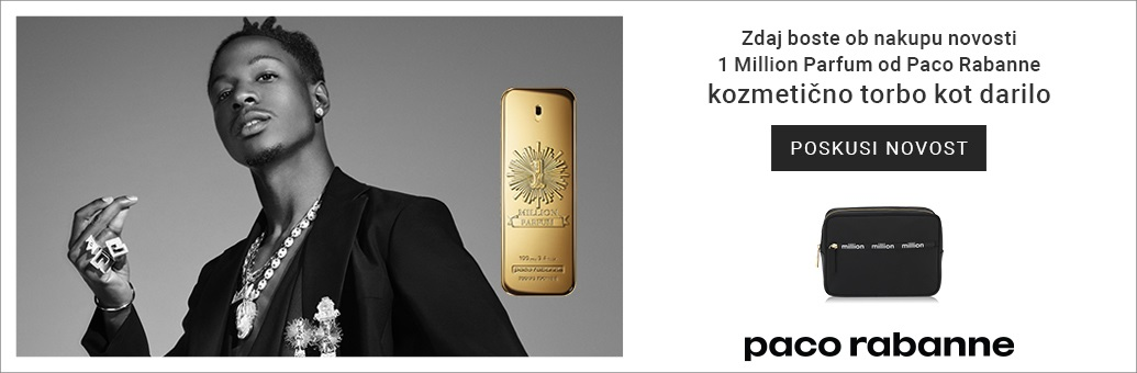 Paco Rabanne 1 Million Parfum GWP