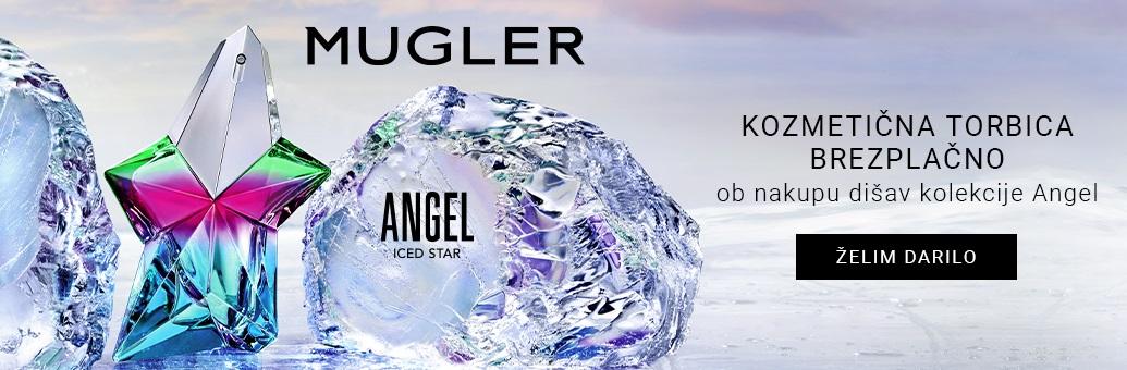 Mugler Angel Iced Star Dárek