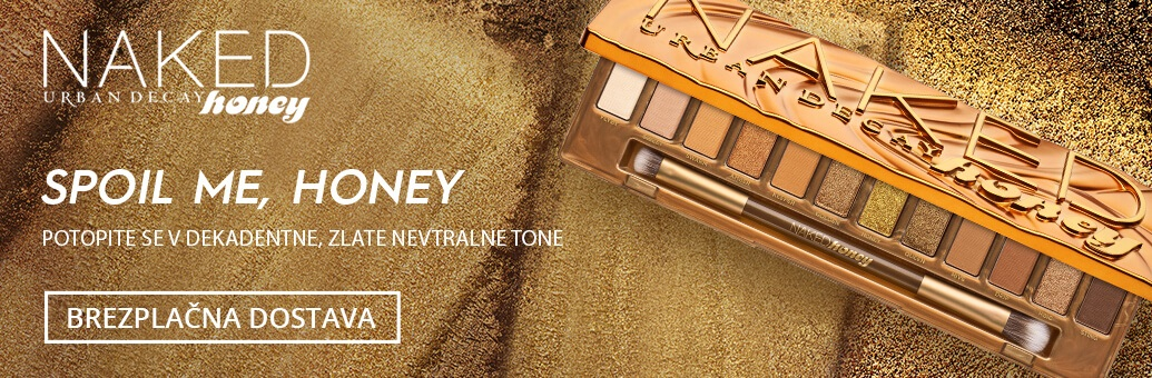 Urban Decay Honey Palette