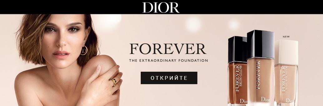Dior Dior Forever Natural Nude фон дьо тен за естествен вид