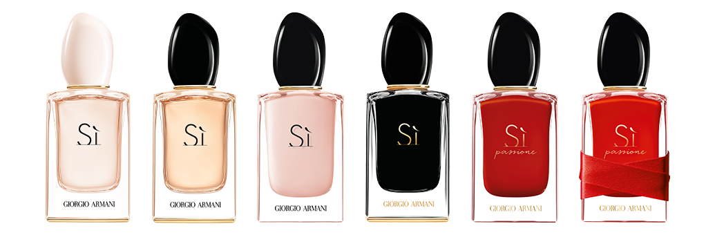 Giorgio Armani Si Collection