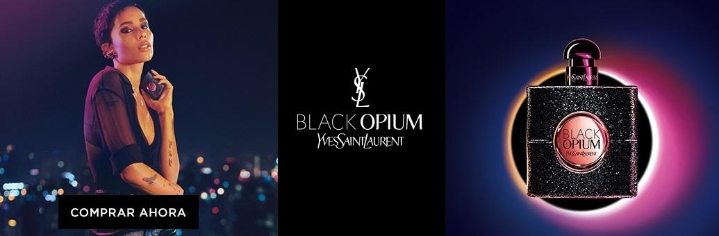 YSL Black Opium EDP - Zoe Kravitz