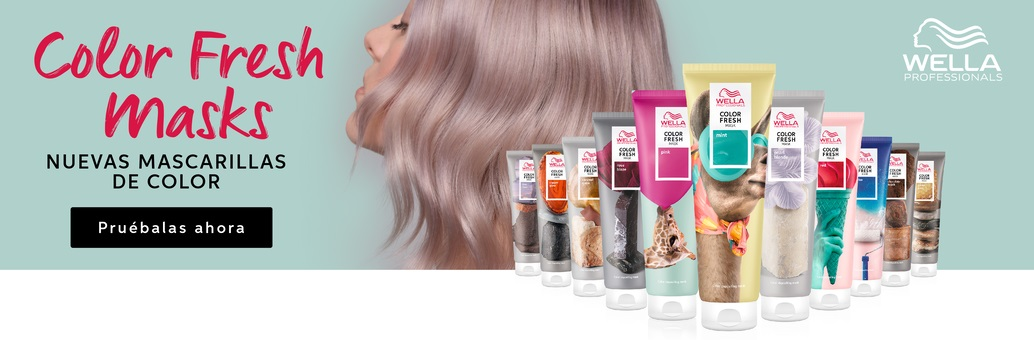 SP Wella Professionals Color Fresh nav.