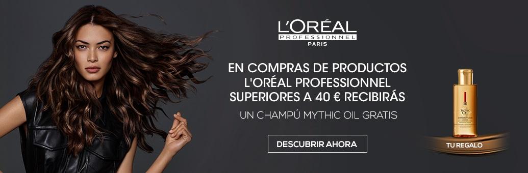 W32 Loreal Pro Mythic Oil Shampoo GWP 35e