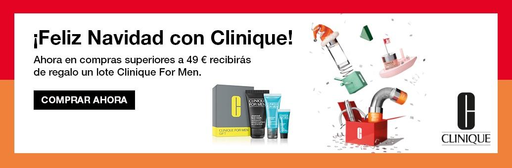 Clinique for men set