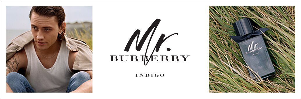 Mr. Burberry Indigo