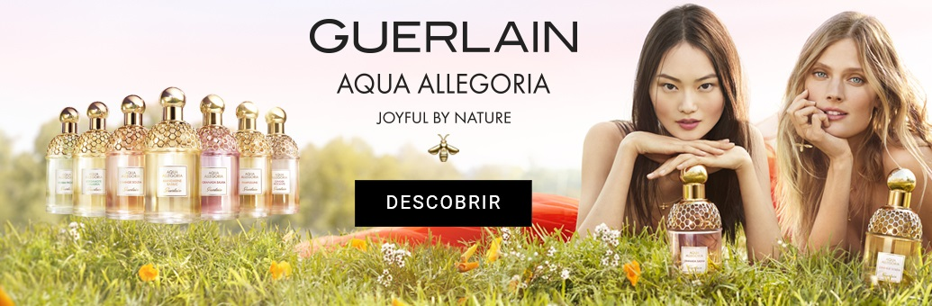 GUERLAIN Aqua Allegoria Collection