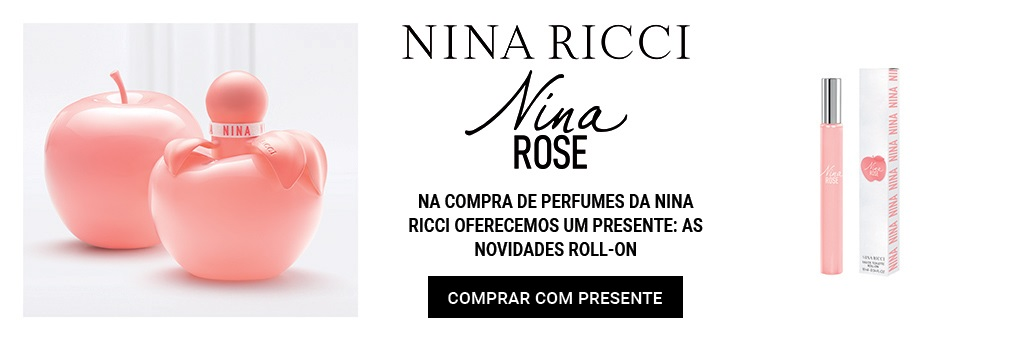 Nina Ricci Nina Rose ROLL ON