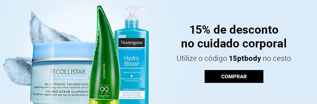 -15 % cuidado corporal