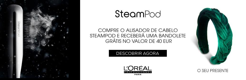 W52 Loreal Pro Steampod hairband GWP