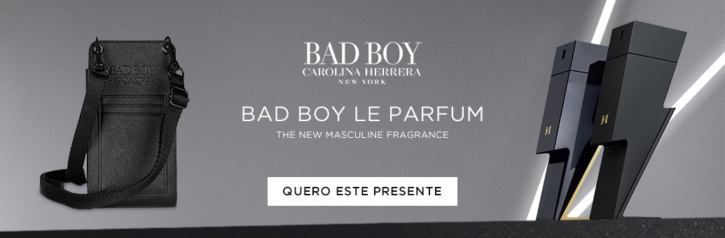 Carolina Herrera Bad Boy Le Parfum