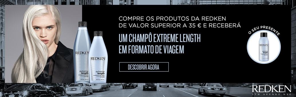 W40 Redken Shampoo Extreme Length GWP 40e