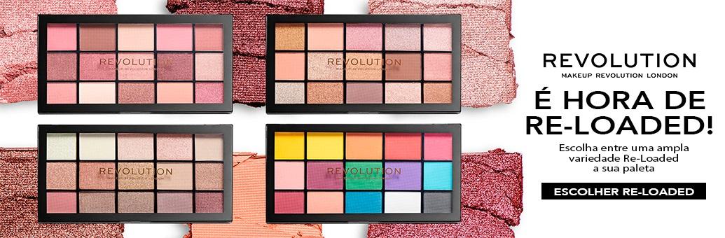 Makeup Revolution Reloaded