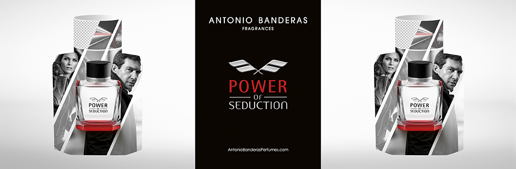 Antonio Banderas Power of Seduction