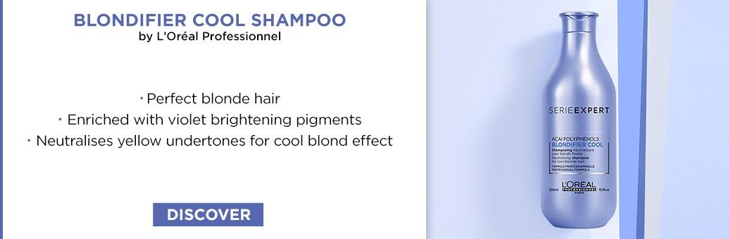 Loreal Professionnel Top 10 - 8 Blond Shampoo