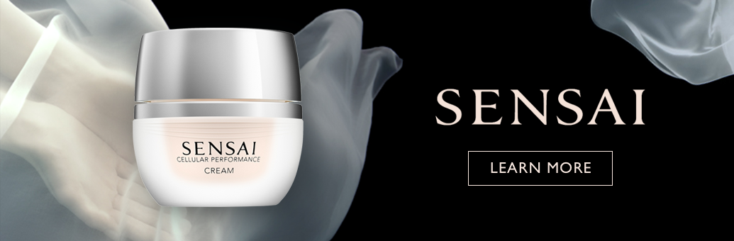 Sensai Beauty | Makeup and Skin Care | notino.co.uk