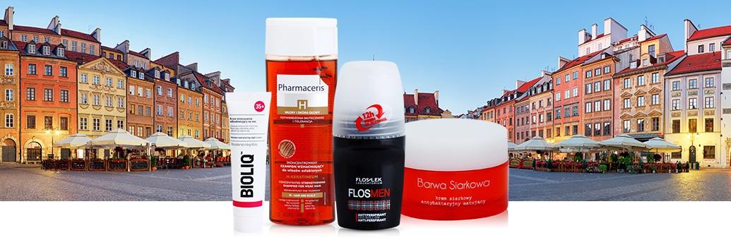 Polskie kosmetyki w UK