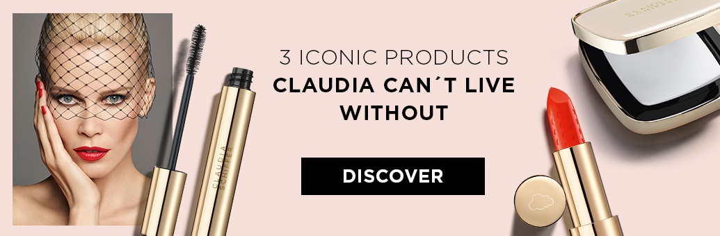 Claudia Schiffer Make Up Collection