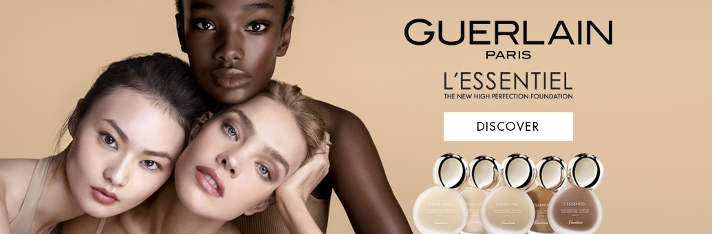 GUERLAIN L'Essentiel High Perfection Foundation Long-Lasting Mattifying Foundation SPF 15