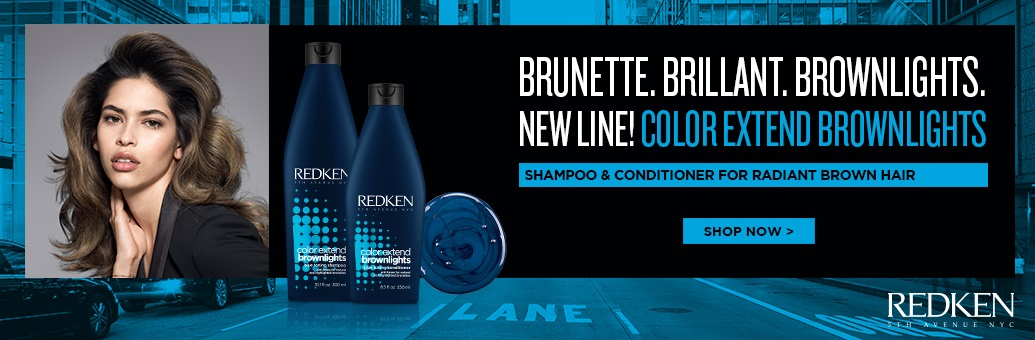Redken Brownlights Launch