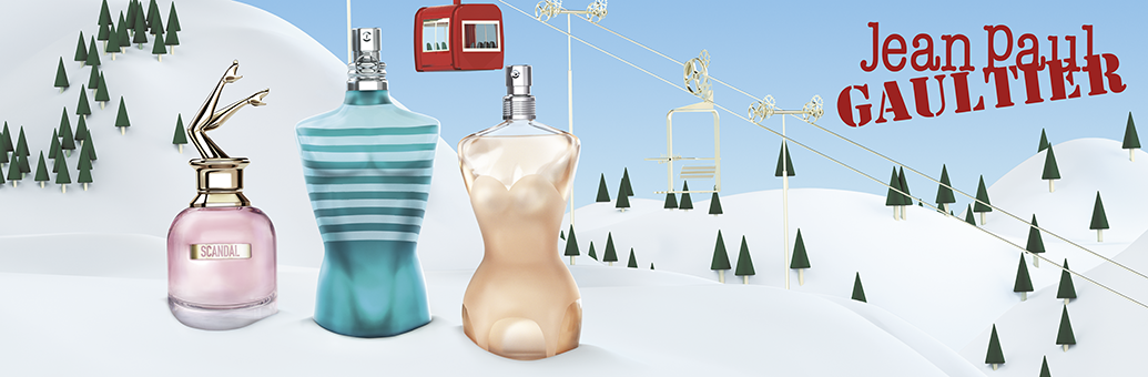 Jean Paul Gaultier Christmas 2019