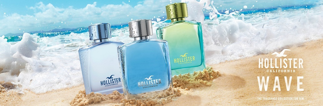 Hollister Wawe collection for him