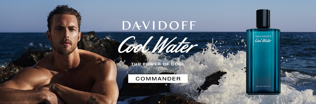 Davidoff Cool Water Man EDT
