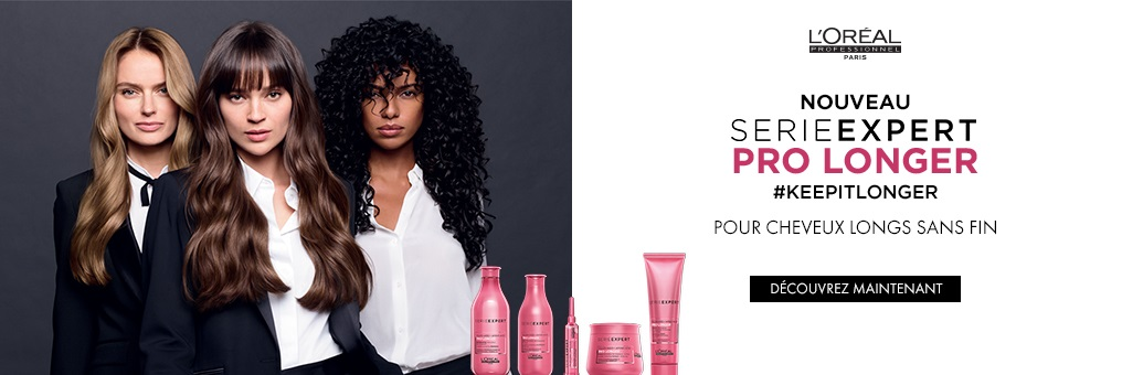 Loreal Professionnel Pro Longer Launch