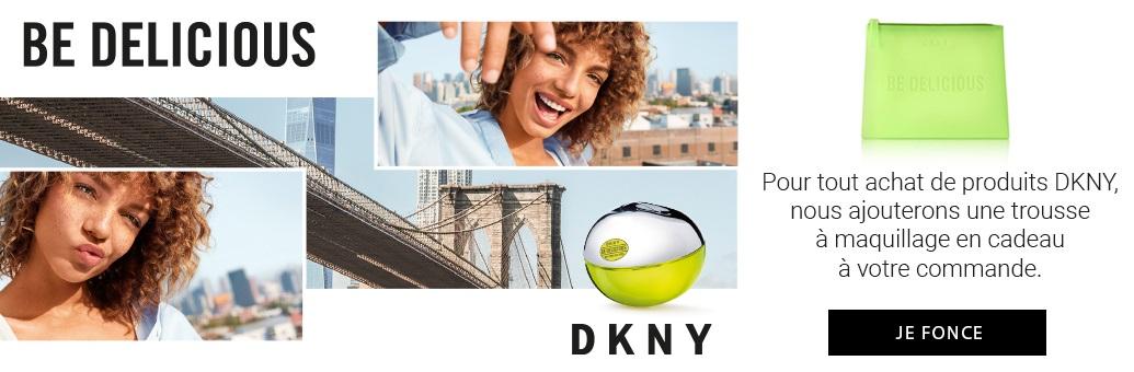 DKNY je fonce