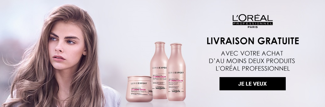 W4 Loreal Professionnel Shipping