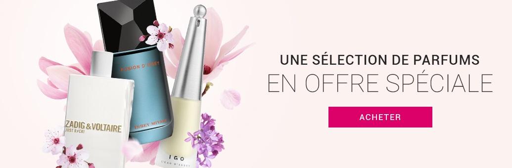Shiseido, Dolce&Gabbana, Narciso Rodriguez, Zadig&Voltaire, Issey Miyake