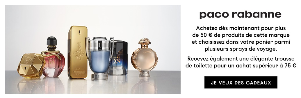 Paco Rabanne 1 Million, Lady Million, Invictus, Olympea