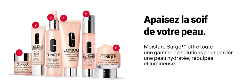 Clinique Moisture Surge SP Drink Up