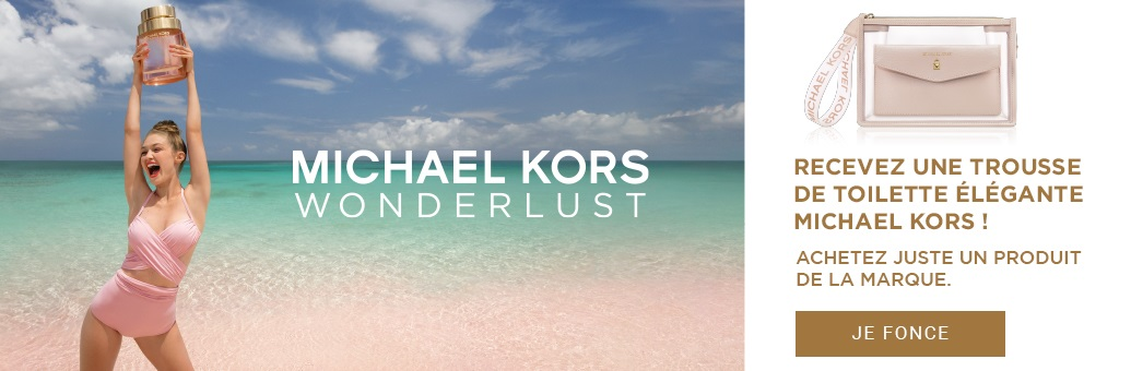 Michael Kors Wonderlust je fonce