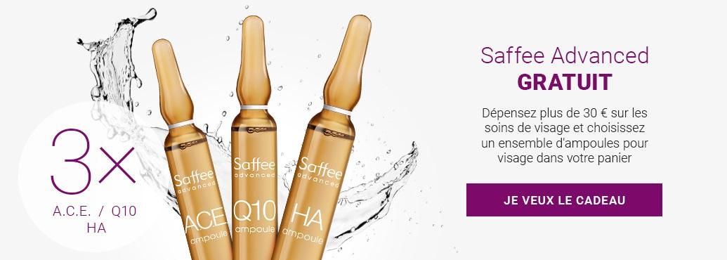 Saffee W22 ke skincare ampule Advanced