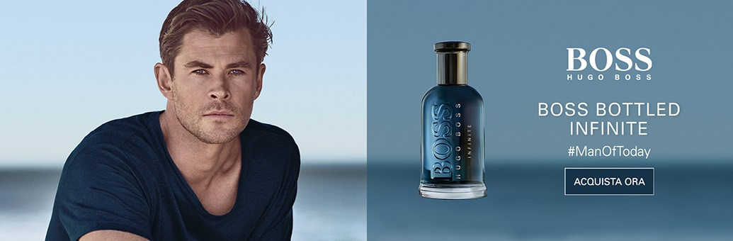 Hugo Boss Boss Bottled Infinite eau de parfum per uomo 100 ml
