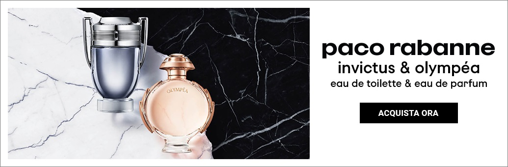Paco Rabanne Olympea a Invictus