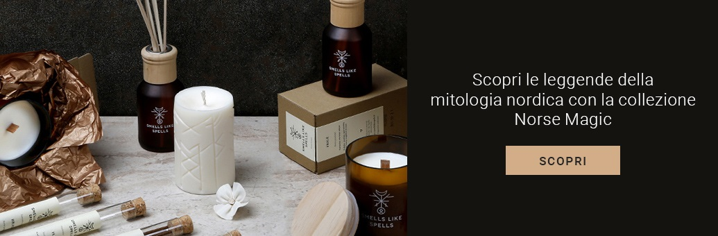 Discovery set pieno di candele Smells Like Spells GRATIS